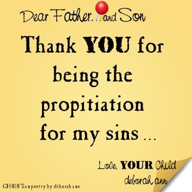 STICKY NOTE TO GOD ~ CHRISTian poetry by deborah ann ~03.26.16 ~