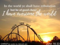 Hold On Tight ~ CHRISTian poetry by deborah ann free to use