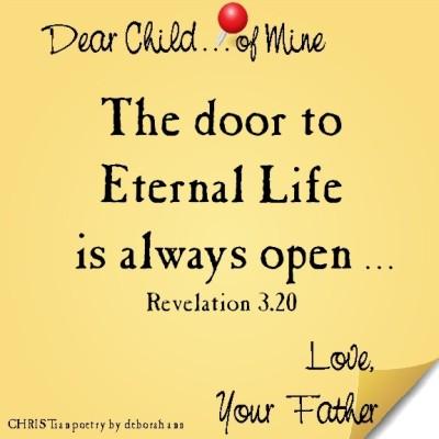 Sticky Note From God ~ CHRISTian poetry by deboran ann.JPG ~ 04.11.16 ~