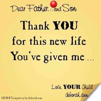 STICKY NOTE TO GOD ~ CHRISTian poetry by deborah ann.jpg ~ 04.11.16 ~