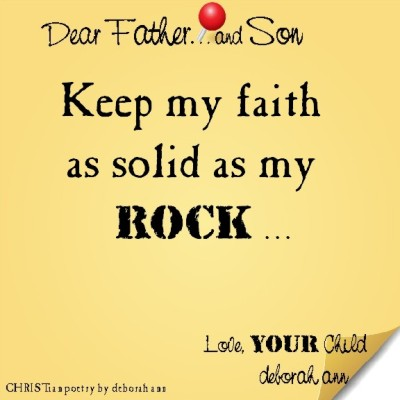 STICKY NOTE TO GOD ~ CHRISTian poetry by deborah ann.jpg ~ 04.13.16 ~