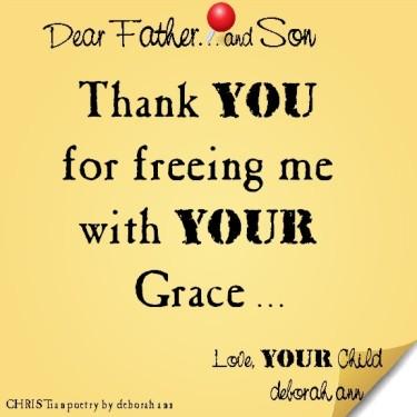 STICKY NOTE TO GOD ~ CHRISTian poetry by deborah ann. ~ 04.20.19 ~
