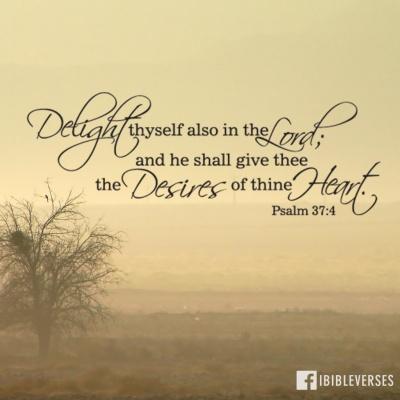 Desires of the Heart ~ CHRISTian poetry by deborah ann