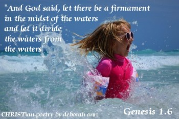 I Love the Ocean ~ CHRIStian poetry by deborah ann