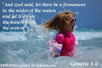 I Love the Ocean ~ CHRIStian poetry by deborah ann