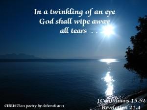 I've Got An Inkling ~ CHRISTian poetry by deborah ann