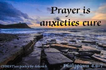 When Calmness Eludes ~ CHRISTian poetry by deborah ann