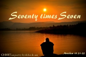 Giving Grace In a Graceless World ~ CHRISTian poetry by deborah ann