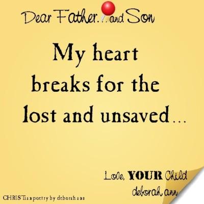STICKY NOTE TO GOD ~ CHRISTian poetry by deborah ann ~ 07.19.16 ~