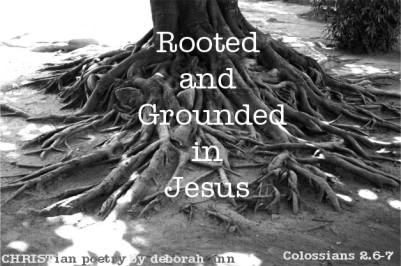 Stroner and Deeper ~ CHRISTian poetry by deborah ann