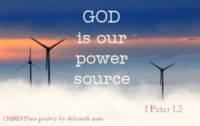 Faith is Active ~ CHRISTian poetry by deborah ann
