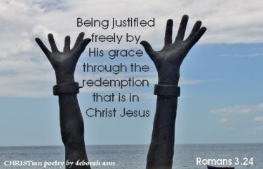Grace To The Resuce ~ CHRISTian poetry by deborah ann