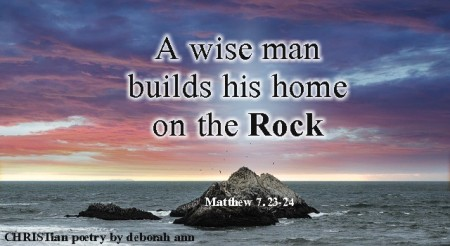 on-the-rock-christian-poetry-by-deborah-ann