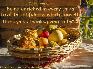 forever-thankful-christian-poetry-by-deborah-ann