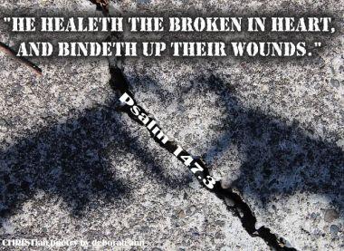 God Heals The Broken Heart Christian Poetry By Deborah Ann