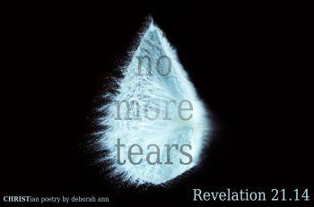One Day In Heaven ~ CHRISTian poetry by deborah ann