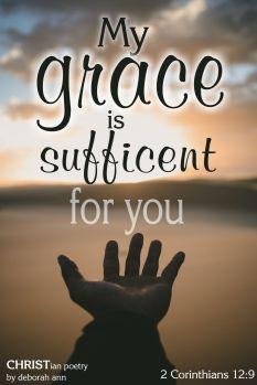 His Sufficient Grace By Deborah Ann