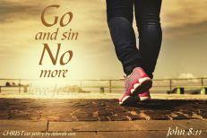 Because Jesus Said So ~ CHRISTian poetry by deborah ann