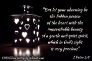 Imperishable Beauty ~ CHRISTian poetry by deborah ann