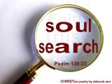 Searched Inside Out ~ CHRISTian poetry by deborah ann