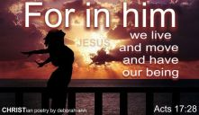 My Life is God's~ CHRISTian poetry by deborah ann belka