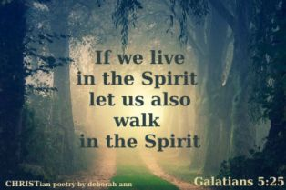"""Image result for WALKING IN THE SPIRIT"""""""