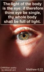 The Light of My Heart ~ CHRISTian poetry by deborah ann belka ~ free to use