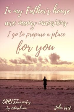 A Future Homecoming ~ | CHRISTian poetry ~ by deborah ann