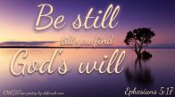 Our Wants, God's Will ~ CHRISTian poetry by deborah ann free to use