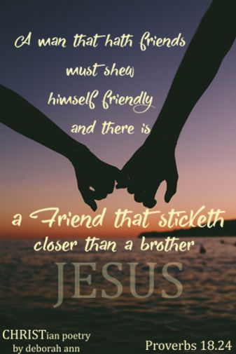 My Forever Friend ~ CHRISTian poetry by deborah ann free to use