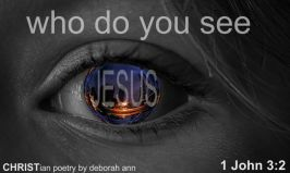 The Bible Is Like A Mirror ~ CHRISTian poetry by deborah ann belka
