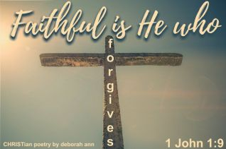 From Guilt to Shameless ~ CHRISTian poetry by deborah ann belka ~ free to use