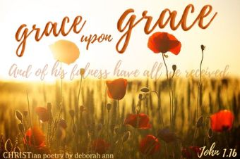 In All of His Fullness ~ CHRISTian poetry by deborah ann belka ~ free to use