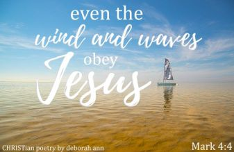 As The Winds Blow ~ CHRISTian poetry by deborah ann free to use