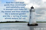 God Will Guide You ~ CHRISTian poetry by deborah ann free to use
