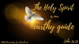 Holy Spirit Descend on Me ~ CHRISTian poetry by deborah ann free to use