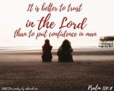 I Don't Trust Man ~ CHRISTian poetry by deborah ann free to use
