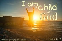 Oh, What A Privilege ~ CHRISTian poetry by deborah ann free to use