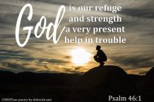 Through All Of Life's Challenges ~ CHRISTian poetry by deborah ann free to use