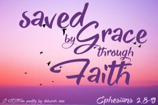 Working Your Way To Heaven ~ CHRISTian poetry by deborah ann free to use