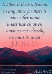 A Mind Focused On Jesus ~ CHRISTian poetry by deborah ann free to use
