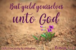 God Loves the Yielding Heart ~ CHRISTian poetry by deborah ann free to use