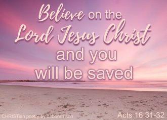 God.My Savior ~ CHRISTian poetry by deborah ann belka