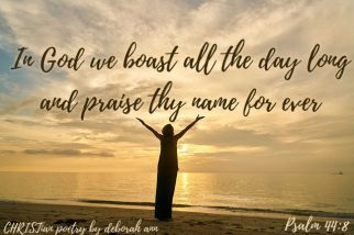 As Long As I Breathe ~ CHRISTian poetry by deborah ann free to use