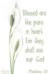 GodMy Purity ~ CHRISTian poetry by deborah ann belka ~ free to use