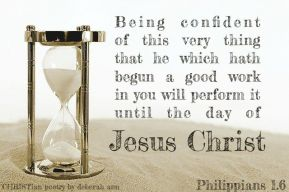 A Good Work ~ CHRISTian poetry by deborah ann free to use
